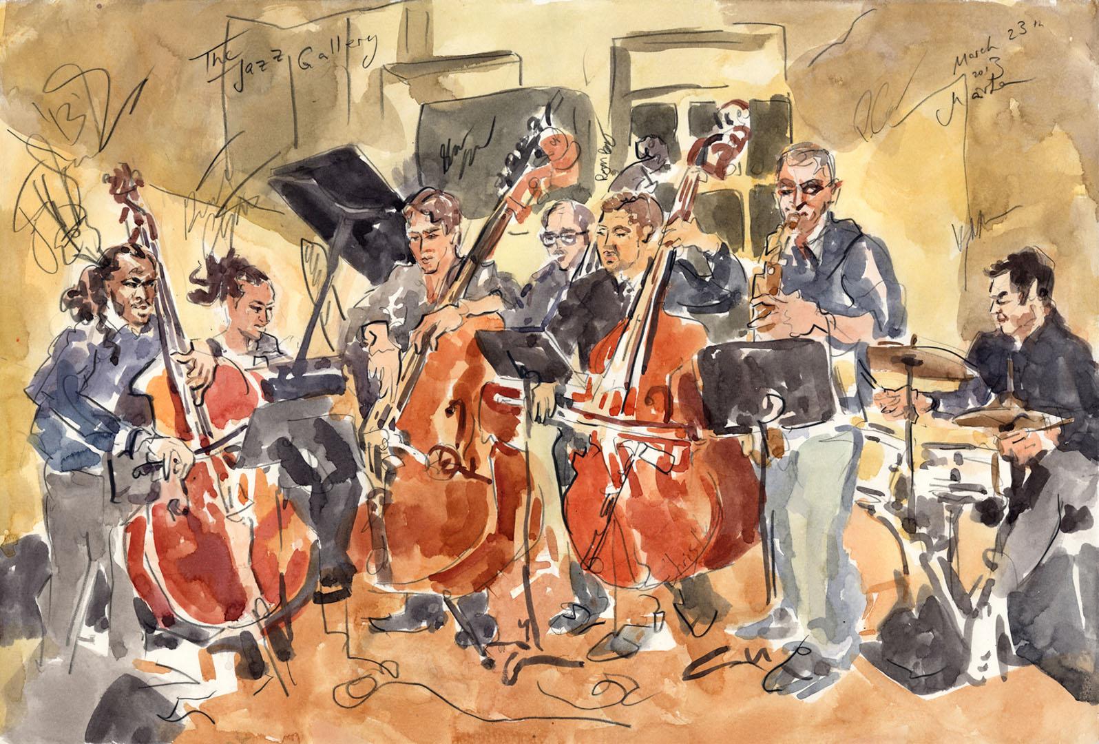 """""""Joe Sanders Jazz NY"""""""